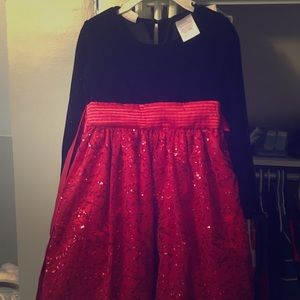 Kids Christmas dress